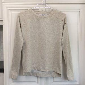 Vero Moda studded accent woman's sweatshirt